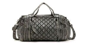 Brand new quilted and ribbed purse