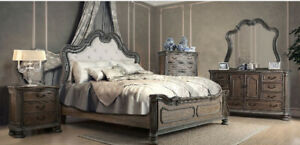 Brand New High End Bedroom Set, only $3800