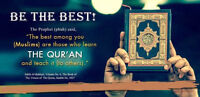 Quran Teacher is Available