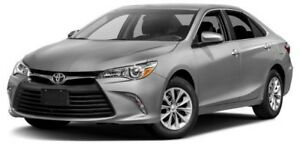 2017 Toyota Camry XLE Local One Owner, Leather, Navi, Heated...
