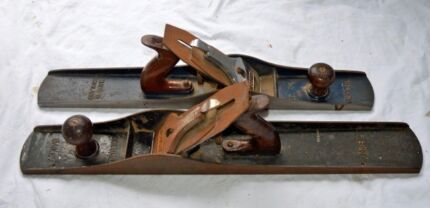 STANLEY NO 8 - WOODWORKING PLANES & NO 7 RECORD PLANE Glenorchy Glenorchy Area Preview