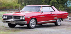 1965 Acadian Beaumont Sport Deluxe parts wanted