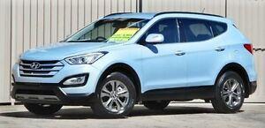 2014 Hyundai Santa Fe DM Active CRDi (4x4) Blue 6 Speed Automatic Wagon Lismore Lismore Area Preview