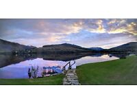 New Year Pet Friendly Cottage 4 or 5 nights Loch Earn