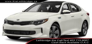 2019 Kia Optima Hybrid EX