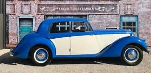 COLLECTABLE CLASSIC CARS - 1952 Armstrong Siddeley Whitley Strathalbyn Alexandrina Area Preview