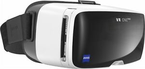 Brand New Ziess VR Headset for phones (Watch 3D movies, games)