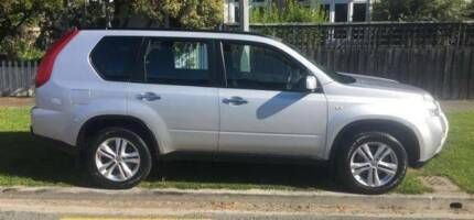 Nissan X-Trail ST-L for Rent-(Uber, Taxify,OLA,DIDI...) Footscray Maribyrnong Area Preview
