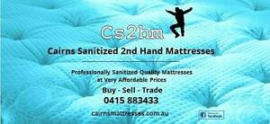 Queen Mattress: Sealy Executive Series FIRM Sanitized by Cs2hm Yorkeys Knob Cairns City Preview