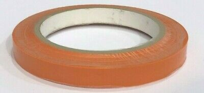 Tape 12 X 36 Yards - Orange Vinyl Tape