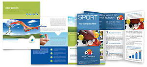 Brochures, Flyers, Postcards & Stickers Printing starting $69.99