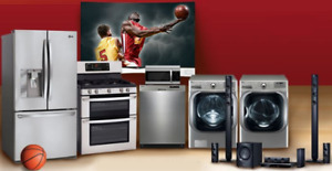 Home Appliances, Refrigerator, Range, Washer & Dryer for sale