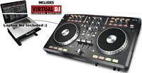 BRAND NEW iDJ3- VirtualDj Software included. Comes within Box