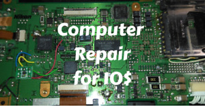 Computer Laptop Repair On Site FREE Diagnosis