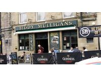 Shift Manager - Biddy Mulligans