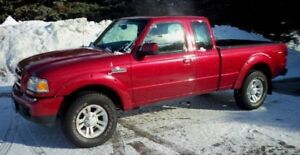 2007 Ford Ranger - Miracle truck