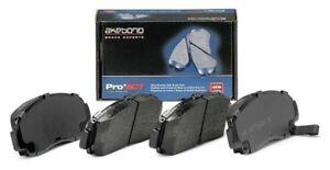 2012 MERCEDES BENZ GLK350 FRONT PREMIUM BRAKE PADS