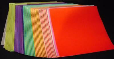 Color Paper (180 Sheets Origami Paper 24 Colors One Sided 15cm (5.9