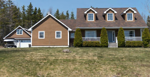 Stunning well built home In Quispamsis
