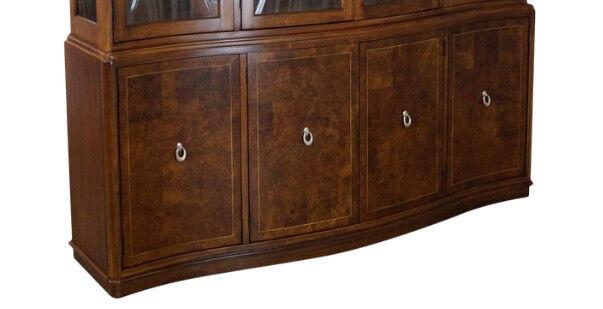 Thomasville Bogart Sideboard/Buffet w/ Custom Granite Top FREE S/H MOST USA