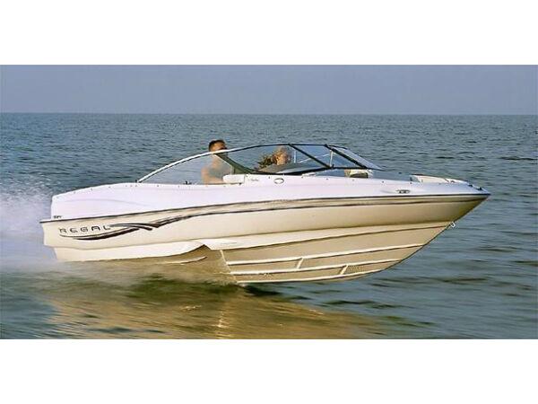 Used 2002 Regal Marine 1800 LSR