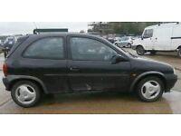 1999 Vauxhall Corsa 1.2 16v SXI Full mot