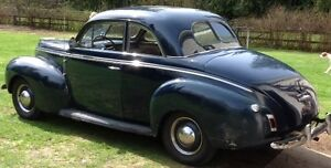 1940 Mercury Coupe for trade