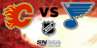 Flames vs Blues - Oct 13 - Section 210