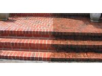CHEAPEST PRESSURE WASHING DRIVEWAYS ETC