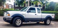 Camion Ford Ranger FX4 Offroad 2009