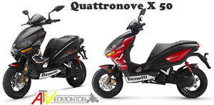 49cc Benelli Italian Brand Gas Scooter-Moped's on Super Sale NOW