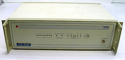 Stratel Pcr 2002 Front Monoprotocole Database Controller