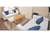 Two IKEA sofa set KLIPPAN