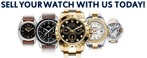 WE BUY GOLD DIAMONDS AND WATCHES