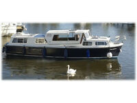 33 foot Banham River cruiser