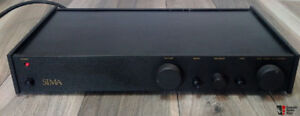SIMA PW-3000 Integrated Amp -BUILT LIKE A TANK