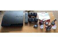 Excellent condition PS3 bundle