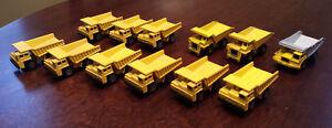 """""""HO"""" Mining Dump Trucks"""