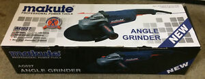 9 inch Angle grinder Makute (Brand New)