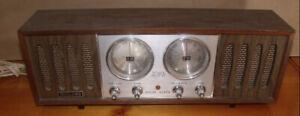 Radio vintage des années 1960-1970