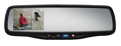 Gentex Auto-Dimming Mirror with 3.5Ó Rear Camera Display and OnStar Control