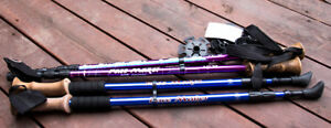 """Walking Poles liquidation $5/pole/minimum 10 poles (5 Sets)"
