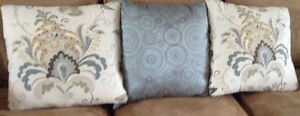 3- Decorative Pillows
