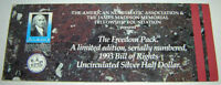 1993 THE FREEDOM PACK SILVER HALF DOLLAR COIN LTD EDITION