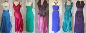 Sherri Hill, BCBG, Monique Collection dresses