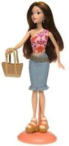 Mattel's My Scene Barbie Doll-Chelsea 1st Edition 2002