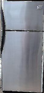 Refrigirateur Frigidaire gallery stainless