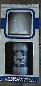 Toronto maple leafs desk lamp in box