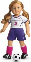 New in Box American Girl Soccer Outfit for Dolls