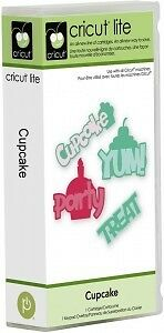 Cricut CUPCAKE Font lite cartridge - $35